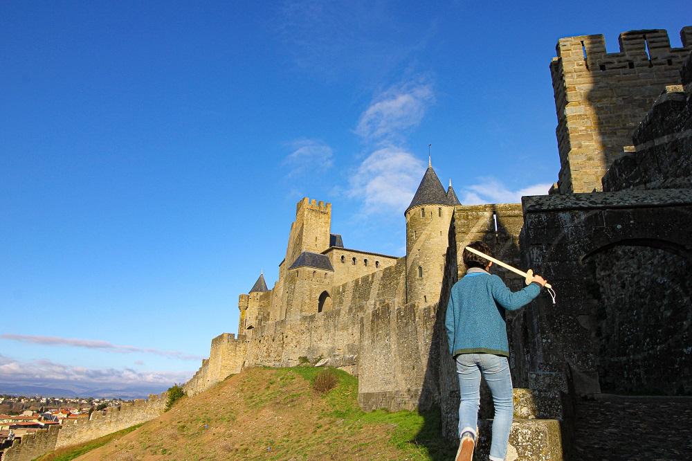 Tribus gite carcassonne hébergement haut de gamme